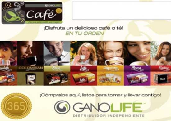 Manteleta Individual con Publicidad Impresa a Color en Papel Couche para Cafeterías