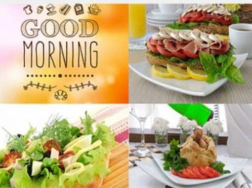 Manteleta Individual con Publicidad Impresa a Color en Papel Couche para Restaurantes